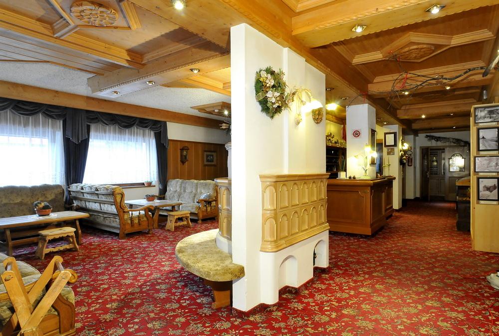 Hotel Rosalpina - Marmolada